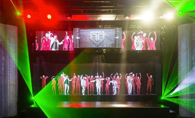 K-POP 홀로그램 공연장 클라이브 메인