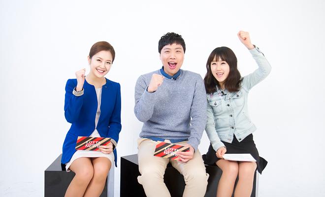 롯데 플레저 뉴스 2회 제작 현장을 가다