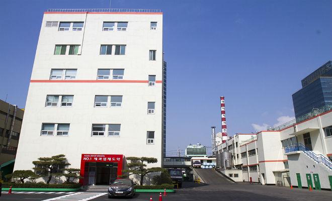 롯데제과의 최초설립 공장, 영등포공장을 방문하다