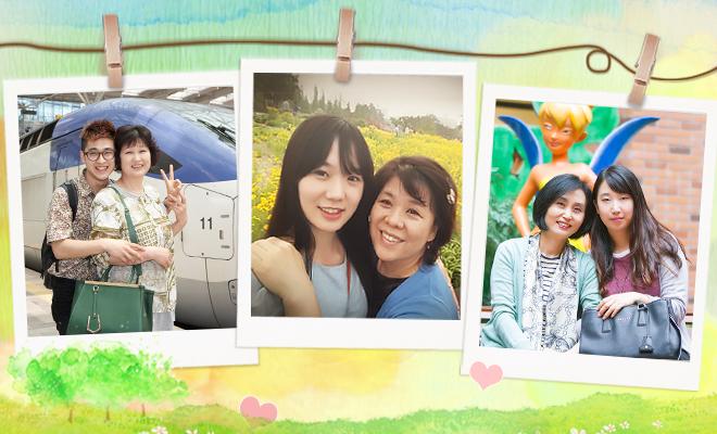 4월 엄마의 '특별한 하루' 이벤트, 그 행복한 이야기를 들려드립니다.