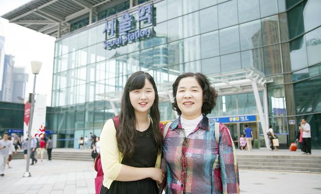 엄마와 함께하는 즐거운 여행! 엄마의 '특별한 하루' 여섯 번째 이야기