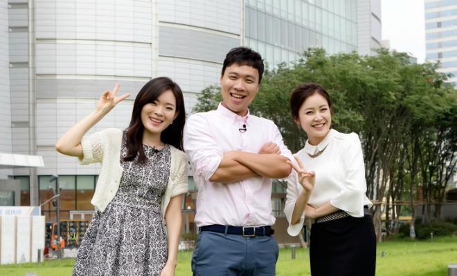 즐겁고 흥미로운 뉴스가 가득한 롯데 플레저 뉴스 7회 제작 현장!